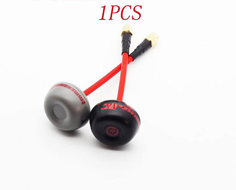 1PCS FatShark Mushroom Antenna 5.8G Transmitting and Receiving Aerial Antenna 3Dbi Spare Parts for RC <font><b>Drone</b></font> <font><b>FPV</b></font> <font><b>Goggle</b></font> image