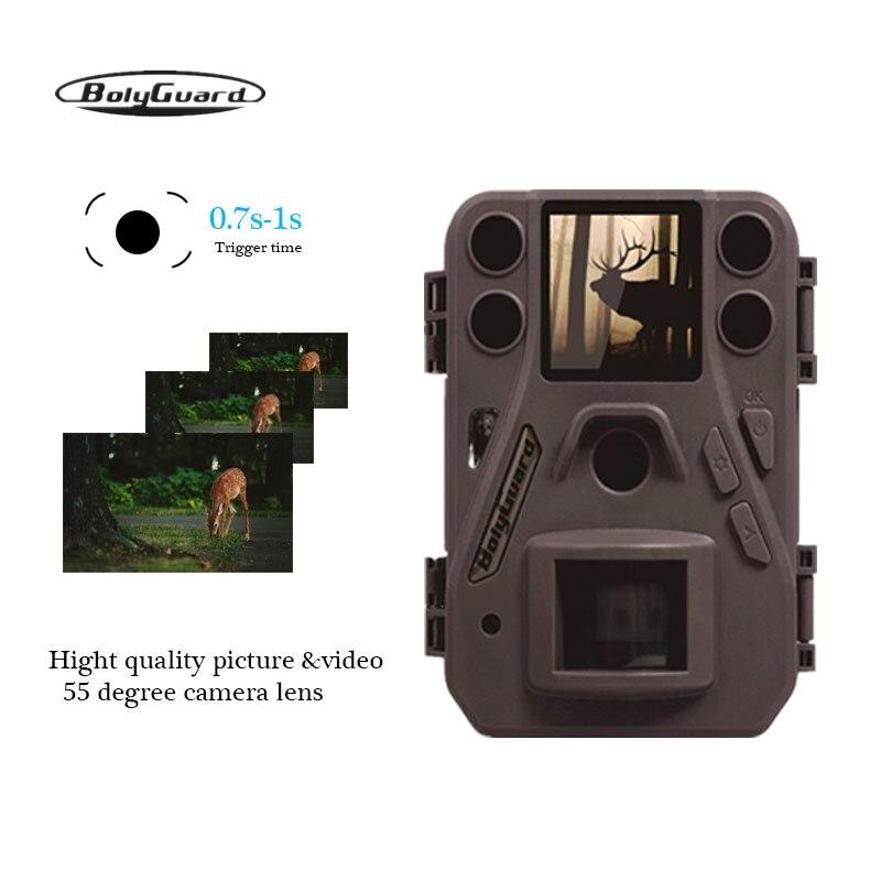BolyGuard hunting Trail camera 940nm 14MP Wild camera Night Vision device photo traps Hunting digital Camera