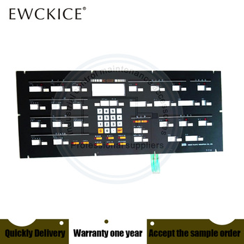 NEW NC-8000F HMI PLC Membrane Switch keypad keyboard Industrial control maintenance accessories new 6es7633 2bf02 0ae3 c7 633 6es7 633 2bf02 0ae3 hmi plc membrane switch keypad keyboard