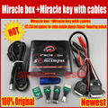 Hot Sale Original Miracle box +Miracle key with cables (V2.48 hot update) for china mobile phones Unlock+Repairing unlock