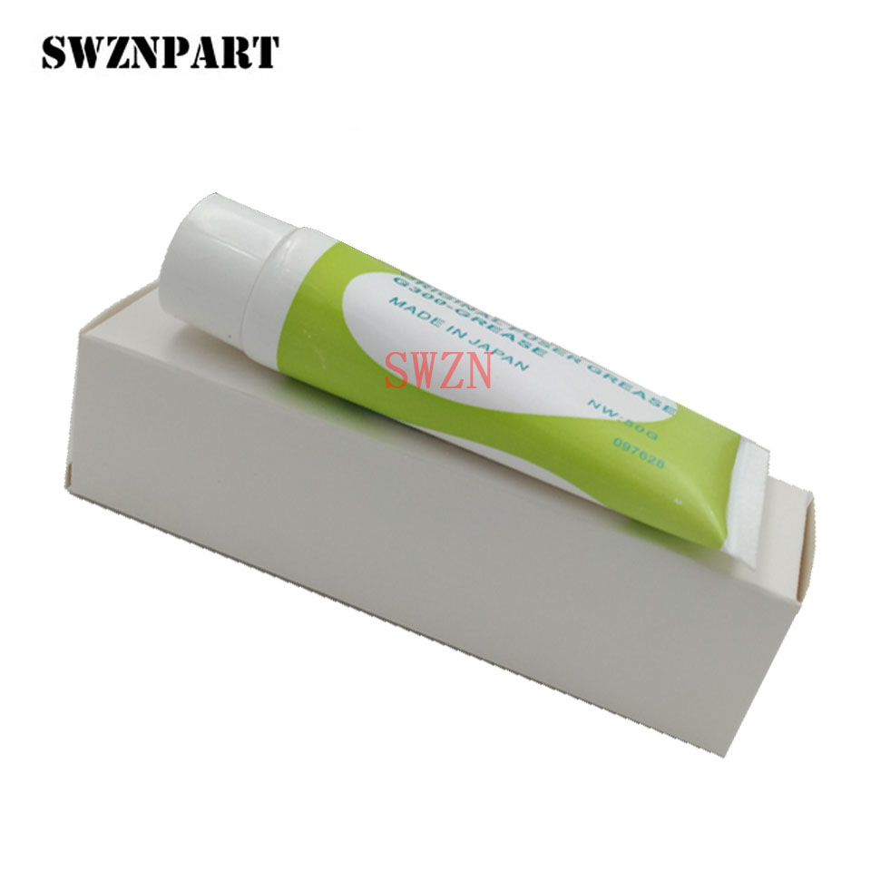50g fuser film grease for HP 1010 1020 3050 3055 3052 P1505 P1606 M1212 M1132 M1522 2200 2100 2420 2430 G300 green bottle ролик захвата бумаги hp 1010