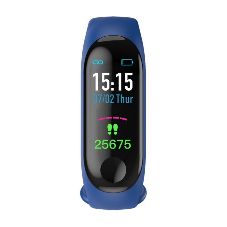 M3 männer Smart Armband Farbe Bildschirm Blutdruck Fitness Tracker Heart Rate Monitor Smart Band Sport für Android IOS