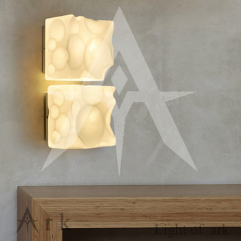 Modern brief fashion cheese wall lamp Medium Living Room, Dining Room, Kitchen, Study, Bedding Room, Bathroom