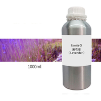 1000ml Plant Aromatherapy Essential Oils Cleanser Anti Wrinkle Grease Lavender Oil Natural Massage Relax