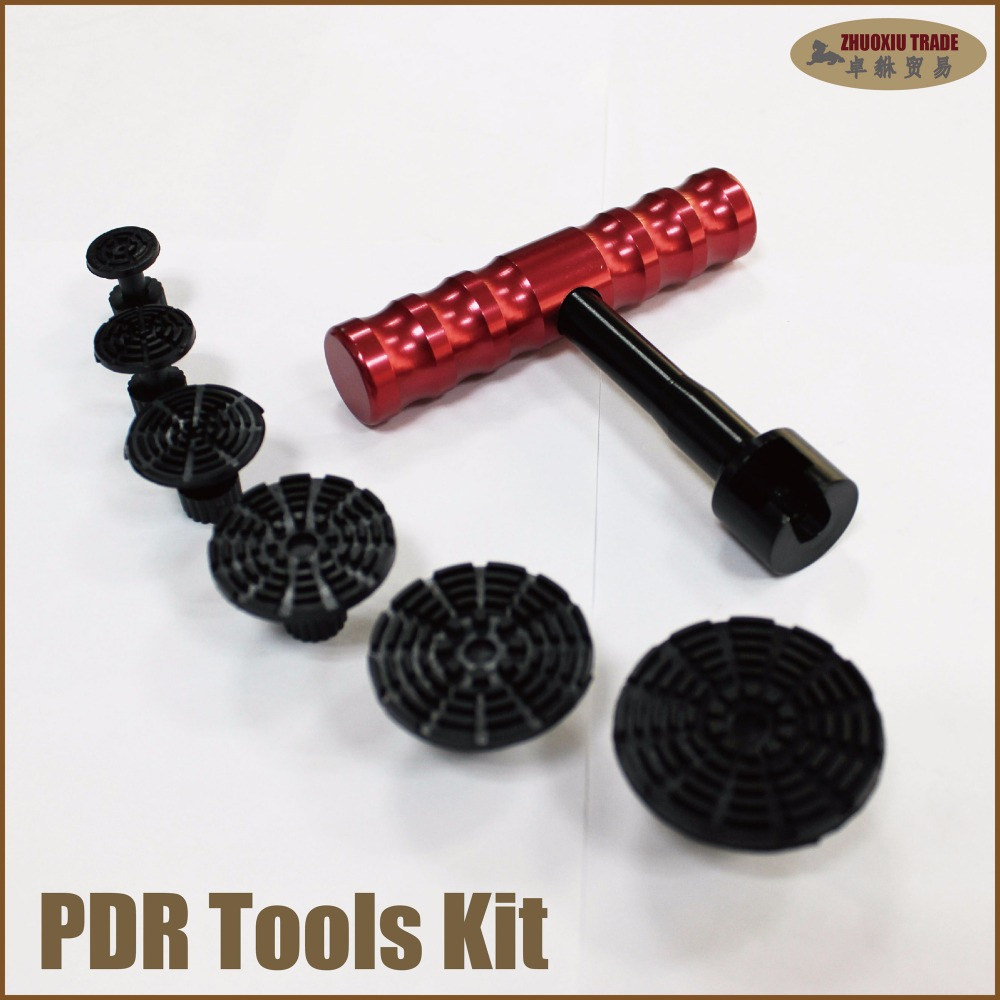 pdr tools kit slide hammer dent repair paintless glue puller tabs suction pops super hotbox car body hand working fix remover