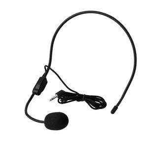 Image 5 - Mini Portable Microphone Headset Microfone 3.5mm Jack Wire Microphone for Loudspeaker Column Mikrofon for Speaker and Computer
