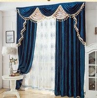 Blackout curtain with rings or hooks,free triming for different size ,1650 ,ready curtains and voile,curtain decor