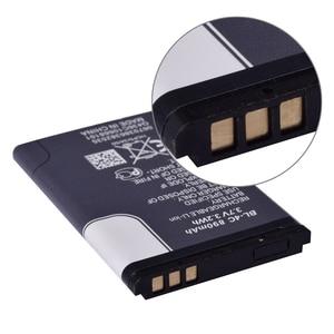 Image 5 - SIYAA Phone Battery BL 4C BL 5C BL 4B BL 5B BL 5J BV 5JW For Nokia 6100 6300 6260 6136S 2630 5070 C2 01 BL 4C BL 5C BL5C Battery