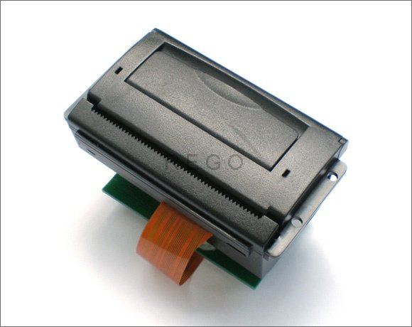 RG-E488 embedded thermal printer portable printer the smallest panel micro printer thermal paper roll diameter 23mm