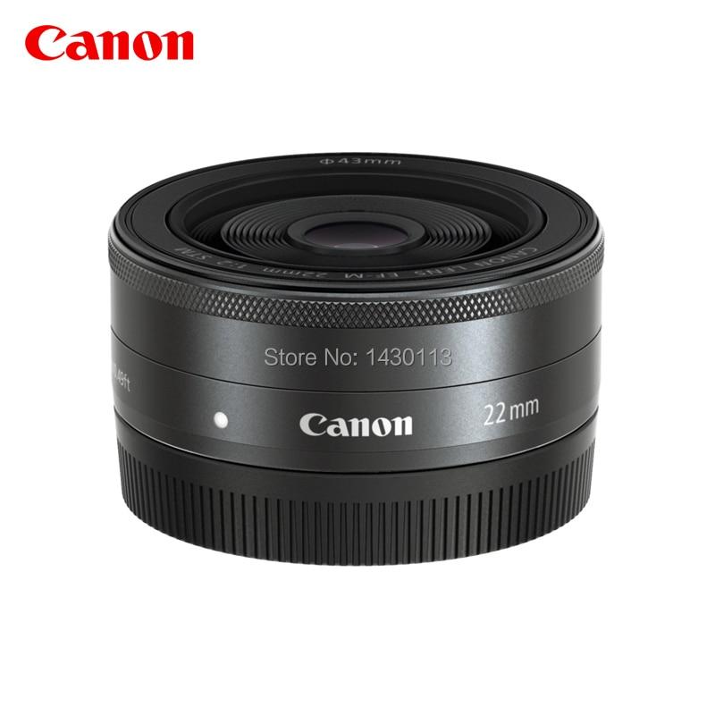 Prix pour Livraison gratuite pour Canon EF-M 22mm f/2 STM pour Canon EOS M/M2 lentille