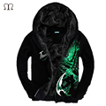 Sweatshirt Men LOL 3D Brand-Clothing Men's Fashion Sweatshirt Hoodie Coat Chandal Hombre Male Casual Fleece Hoodies Jacket Men