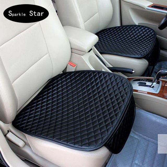 universal easy install car seat cushion general stay on car seat non slide auto covers not moves automotive accessories for ford