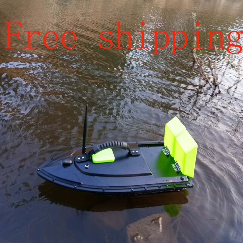 Mini fast electric RC fishing bait boat remote control fish finder frenquency rang 200-300m RC fishing bait boat mini fast electric fishing bait boat 300m remote control 500g lure fish finder feeder boat usb rechargeable 8hours 9600mah