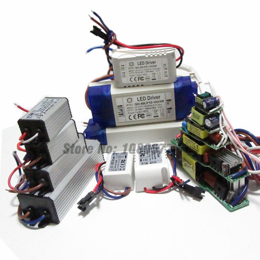 1 W-60 W alta potencia LED conductor 600mA corriente constante aislamiento lámpara transformadores de iluminación para luces al aire libre fuente de alimentación Luz LED con Clip, luz de lectura de 10 niveles de brillo con cuello Flexible, luz de cuidado de ojos USB, 5W Negro para escritorio, Piano, cabecero
