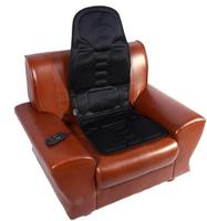 Massage cushion for leaning on of home office car massage cushion 3 gear 5 massage head massage cushion
