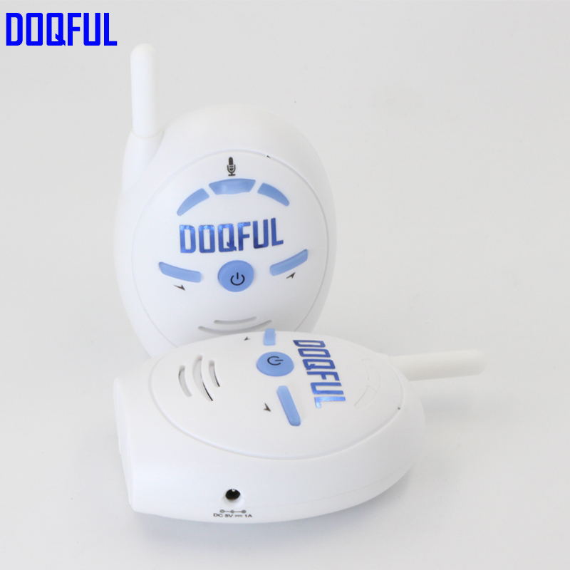 Nanny Baby Sitter Portable Walkie Talkie Bebe Sound Baby Monitor Audio Toy Electronic Babysitter Two Way Talk Crystal Clear Cry цены