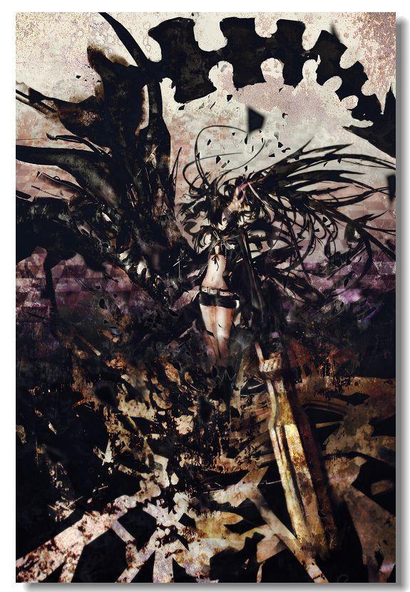 Unduh 55 Wallpaper Hitam Anime Gratis Terbaik
