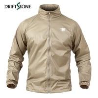 DRIFTSTONE Lightweight Tactical Jackets Men Summer Waterproof Thin Military Army Camouflage Jacket Sunproof Skin Jackets DF J6