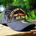 Qualidade Mens Cap Estilo Osso Preto Tampões para Os Homens Do Exército Tático Cap Chapéu Casquette Gorras Ósseas