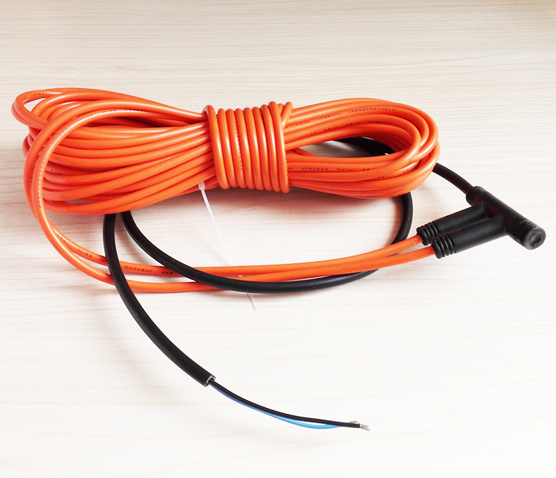 Einfache Installation wasserdicht Verbindung Montiert Kohlefaser ...