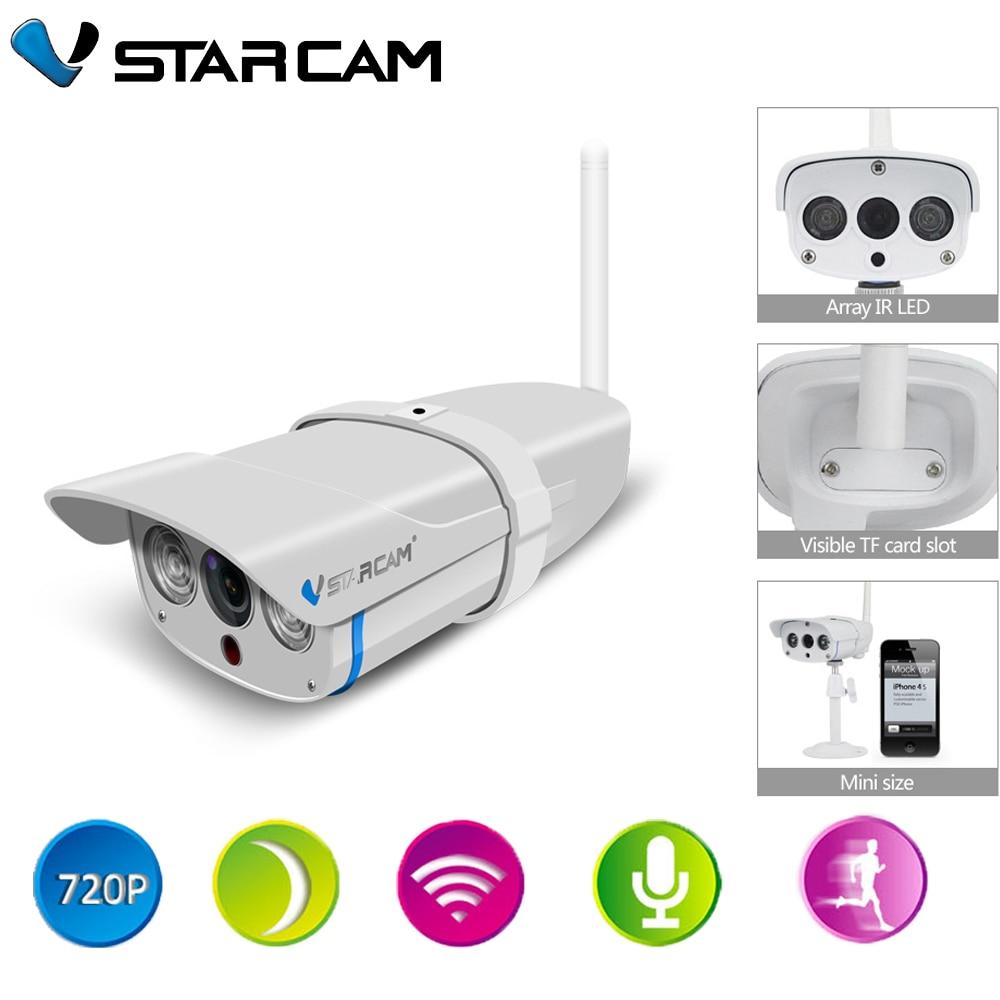 bilder für 2016 neue ankunft vstarcam c7816wip 1.0mp h.264 ir-cut ip67 wasserdicht wireless ip kamera mit nachtsicht eu/uns plug-240 v