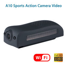 BOBLOV A10 1080p FHD Mini Wifi Sports Action Camera DVR 8MP Wireless Remote Real Time Video Recorder Cam 60FPS H.264