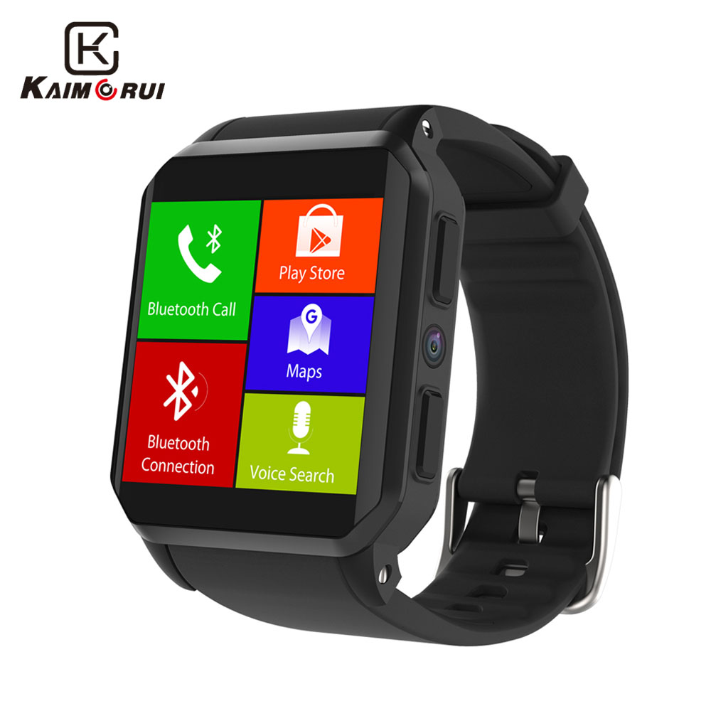 Kaimorui Smart Watch Android 5.1 IP68 Waterproof Bluetooth Smartwatch with SIM Card GPS WiFi Watch Phone for Android IOS Phone kaimorui android smart watch bluetooth men watch 512mb 8gb smartwatch sim card gps wifi for android ios watch phone