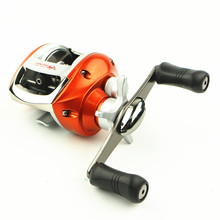 13BB 6.3:1 Magnetic and Centrifugal Dual Brake Fishing Reel Legend Right or Left Baitcasting Lure Fishing Reel