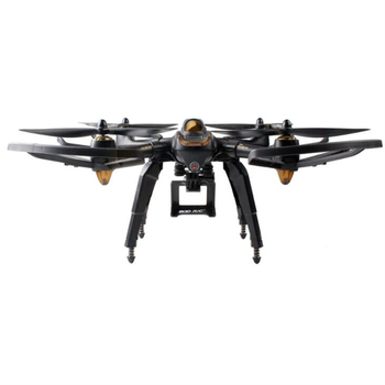 Support De Montage De Caméra De Dérapage De Train D'atterrissage à Ressort Amélioré Garde Des Accessoires Blad Pour Hubsan H501S X4 FPV RC Drone Quadrirotor Pièces De Rechange