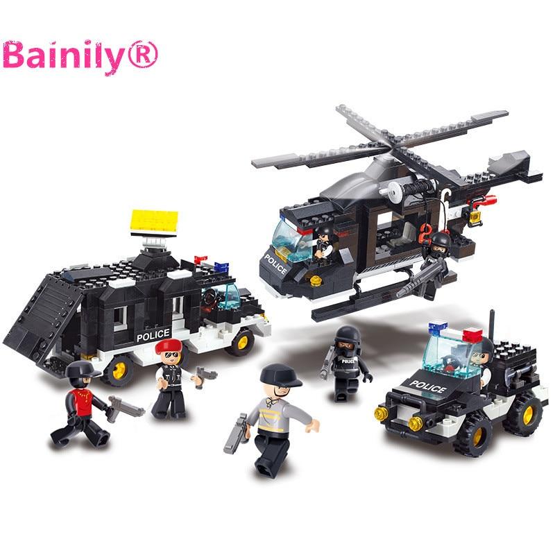 [Bainily]Riot Mobile Teams assembled Building Blocks Bricks s