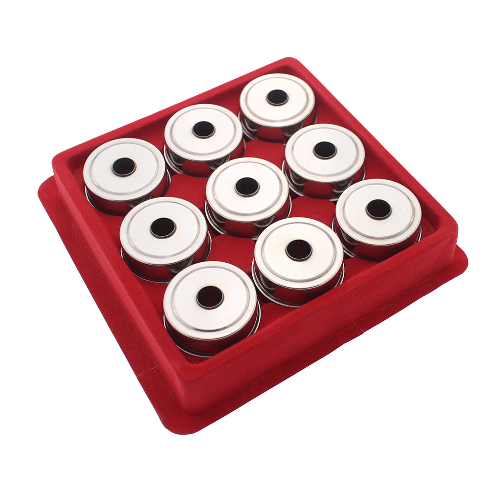 9PCS 38*26*9.5MM Stainless Steel Ball Float Magnetic Floating Magnetic Float Level Switch Small Accessories|accessories|accessories accessories|accessory switch - title=