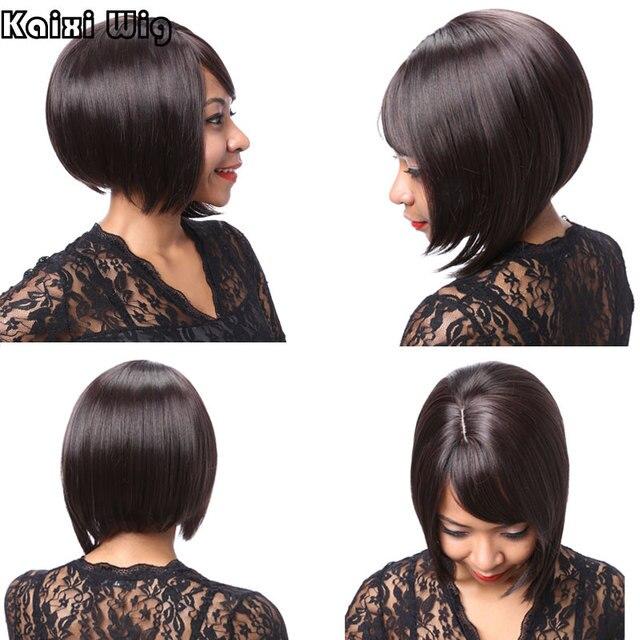 Short Bob Hairstyles Short Black Wigs For Black Women Cheap Hair ...
