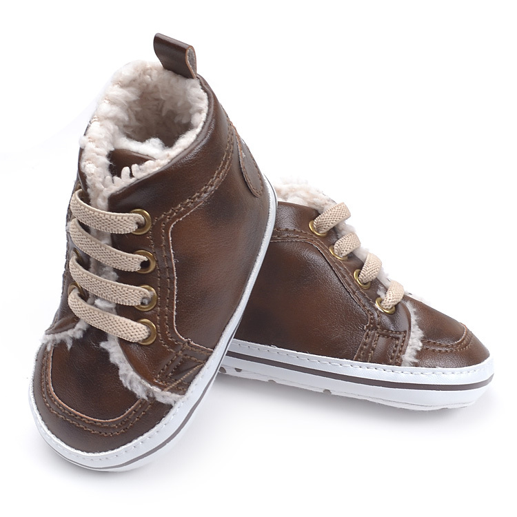 2014 New Baby Boys Sneakers Shoes First Walkers for Kids ...