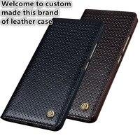 NC09 genuine leather flip case for Xiaomi Redmi 5 Plus(5.99') phone case for Xiaomi Redmi 5 Plus leather cover free shipping