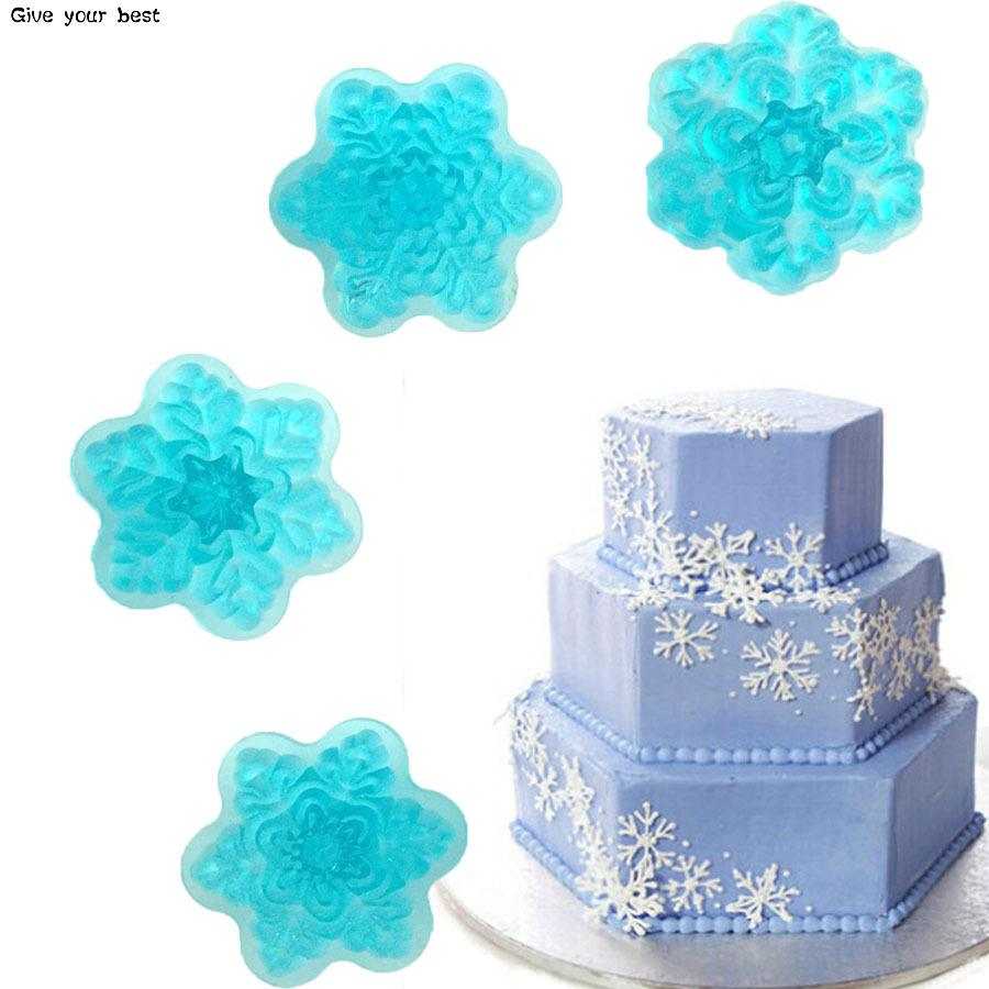 Aliexpress.com: Comprar DIY 1 unids patrón cuadrado cake chocolate ...
