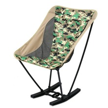 Fishing Chair Folding Aluminum with Bag Portable Durable Oxford Fabric Fishing Chairs for Camping Picnic Beach Barbecue 3Colors