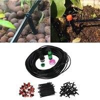 Garden Supplies 25m Automatic Micro Drip Irrigation System Hose Smart Controller Suits DIY Plant Garden Kits