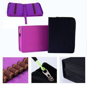 Image 5 - BGLN 100 สีเจลปากกาผ้าใบกระเป๋าชุดเติมหมึกเจลปากกา Metallic Pastel Neon Glitter โรงเรียน Sketch สำหรับภาพวาดสีปากกา