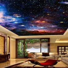 Universe Star Sky for Living Room Ceiling Wall Art