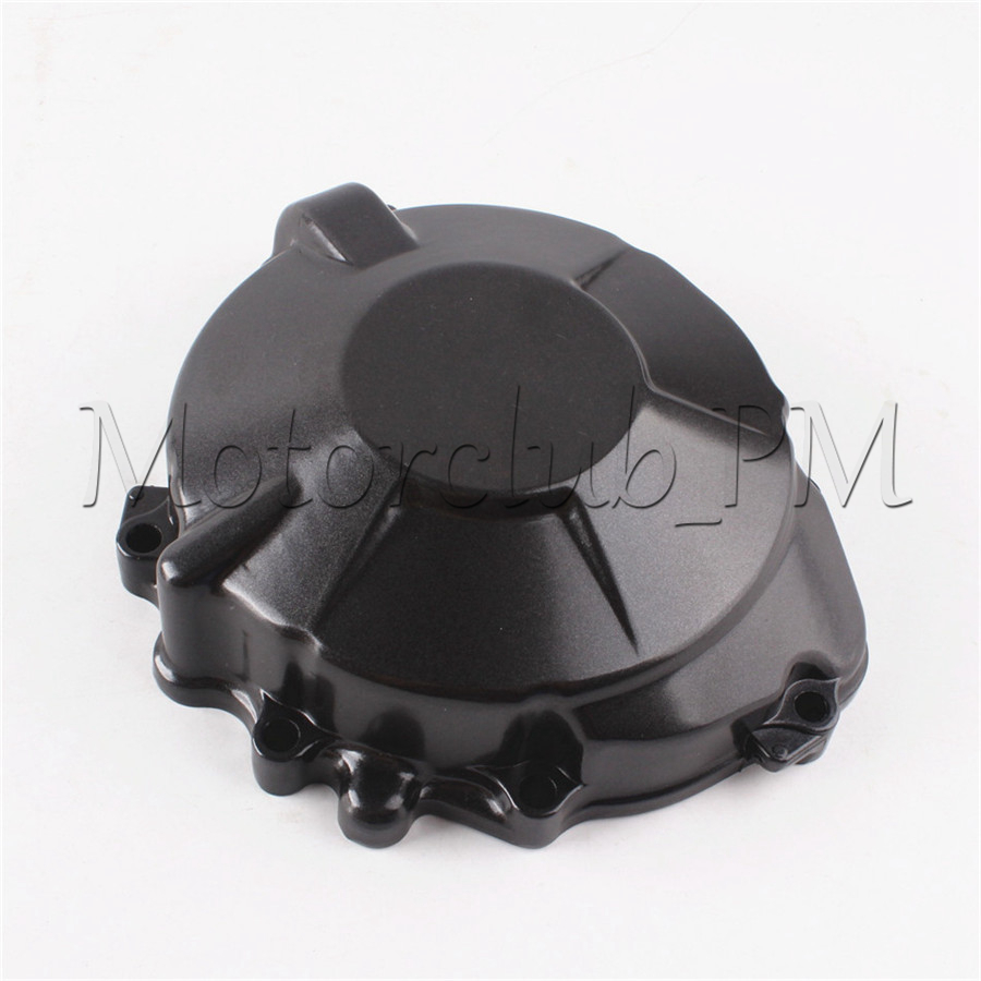 Motorcycle Engine Stator Crankcase Cover Crank Case For Honda CBR600RR 2003 2004 2005 2006 Black engine motor stator crankcase cover for honda cbr600rr 2003 2006 2003 2004 2005 2006 03 04 05 06 motorcycle