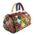 Caerlif top-handle bags bolsa feminina senhoras bolsa tote bag de couro do vintage sacos de ombro das mulheres do sexo feminino saco crossbody embreagem