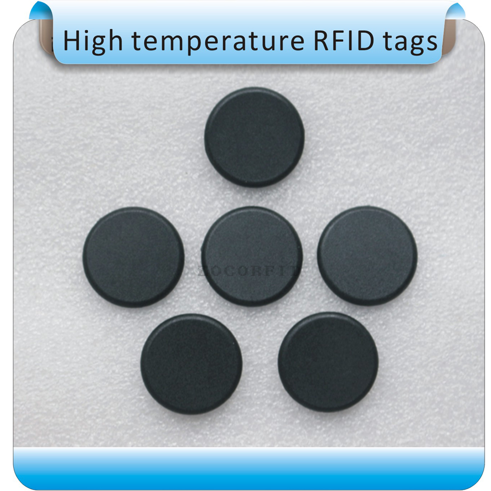 Free shipping 100pcs 13.56MHZ RFID tags / High quality high temperature resistant laundry tag/IC card, various sizes 100pcs high temperature resistant uhf rfid pps laundry tag small with alien h3 chip used for laundry management