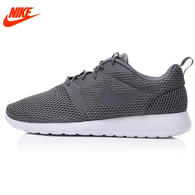 Original New Arrival Authentic Nike ROSHE ONE Men's Mesh Breathable Light  Running Shoes Sneakers