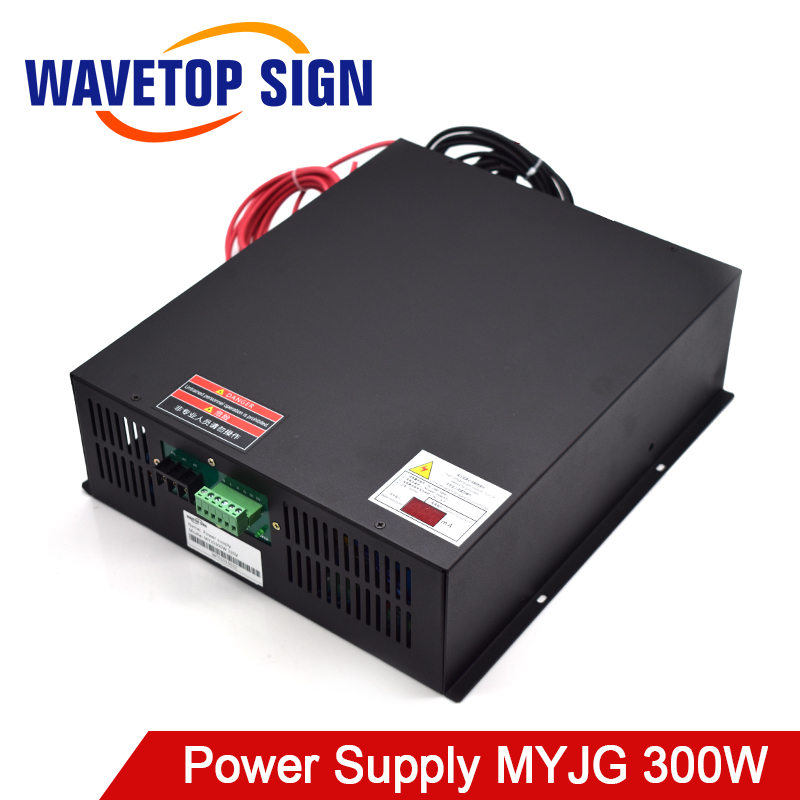 300W CO2 Laser Power Supply Match With 300W Laser Tube