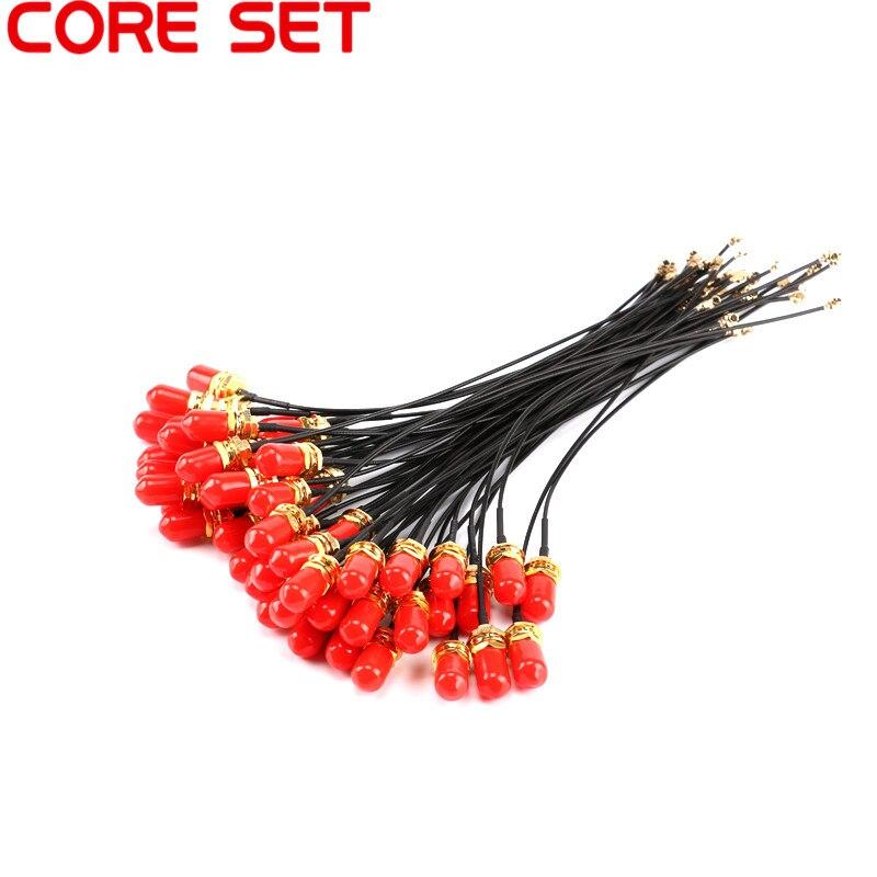 5 pcs/lot 15cm SMA Extension Cable Straight Jack to uFL/u.FL/IPX/IPEX Female