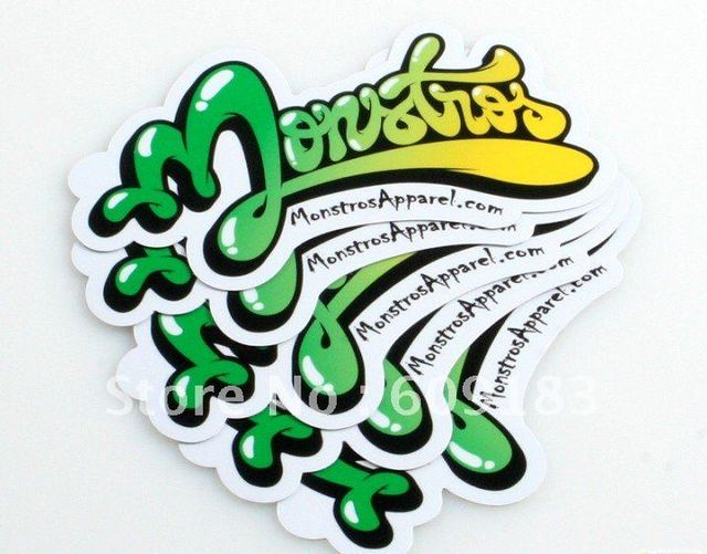 Die Cut Custom Sticker Logo LabelsWaterproof And UV Proof Vinyl - Custom vinyl stickers waterproof
