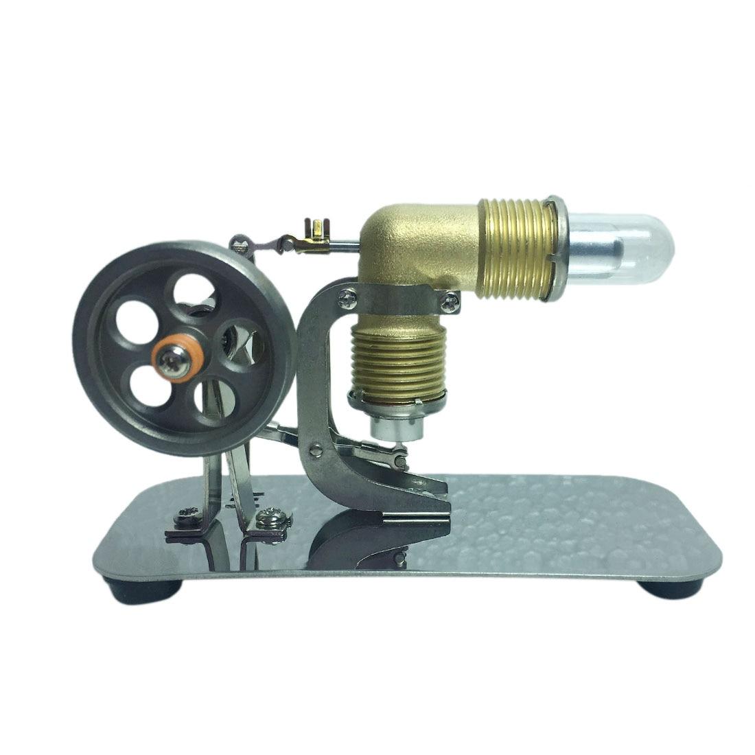 Haute température Stirling moteur modèle Science expérience Kit moteur modèle jouet pour enfants adultes 2019