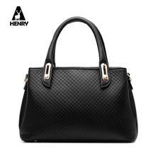 2016 Special Offer Single Zipper New Women Crossbody Bag Elegant Handbag Totes Unique Design Messenger Tartan Girls Top-handle