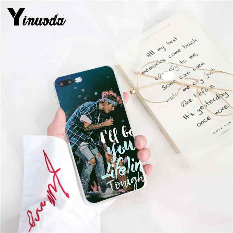 Yinuoda Джастин Бибер назначение супер звезда чехол мягкий чехол для телефона чехол для iPhone 6 S 6 plus 7 7 plus 8 8 Plus X Xs MAX 5 5S XR 10