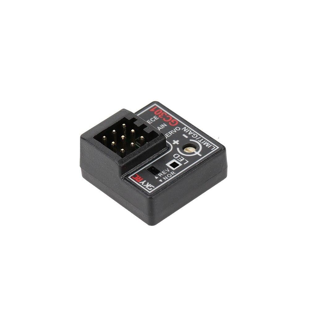 SKYRC GC301 sensor de giro voor coches RC CH3 remoto obtener dirección Salida corrigerende dirección aanpassing gyroscop voor RC auto